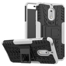 VEN Nokia 6 Shock Proof TPU + Plastic Armor Case