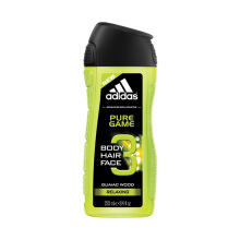 ADIDAS Pure Game Shower Gel Relaxing 250ml