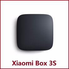 Vaping Dream - Xiaomi Mi 3S TV Box Quad Core Amlogic 64bit Android 6.0 Media Player Black