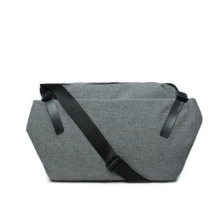 Ins I-223 Leisure shoulder&riding bag-Grey