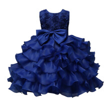 BEESKY Kids Baby Girls Flower Birthday Wedding Bridesmaid Pageant Princess Formal Dress_
