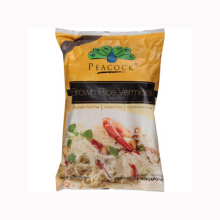 [free ongkir]Peacock Brown Rice Vermicelli - 200 Gr