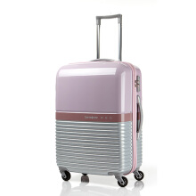 Samsonite Red Robo Spinner 65/24 Pink/Silv