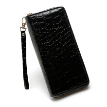 BESSKY Fashion Women Stone Road Wallet Coin Bag Purse Phone Bag_