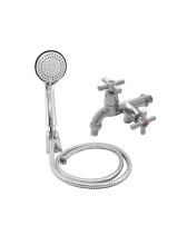 YUTA Kran Cabang Double Tap TDAHC dan Shower Set SHO-C