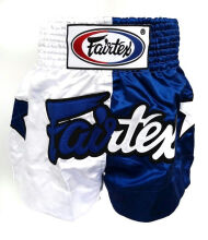 FAIRTEX MuayThai Shorts Patriot Blue BS111