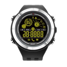 PEKY EX32 Smart Watch IP67 Waterproof Support Call and SMS alert Pedometer Sports Activities Tracker Wristwatch