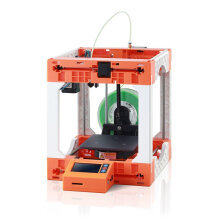 Mini Desktop 3D Printer Extruder Filament LCD 3D Printing Machine Assemble