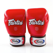 FAIRTEX Boxing Gloves BGV1 STD Red