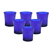 Duralex Gelas Lys Saphir Tumbler 210mL - Set of 6