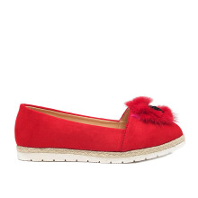 STYLETOTS Flats 294-18A - Red