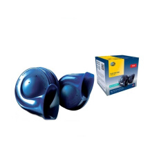 Hella Klakson Blue Twin Tone Horn Set