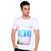 GREENLIGHT Grlt Tshirt 9111 291111712 - White