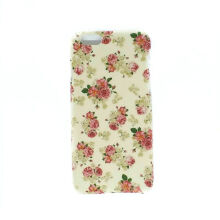 Hardcase Glow Flower Iphone 6 Plus / Iphone 6S Plus