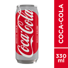 COCA-COLA Diet Can 330ml