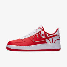 NIKE AIR FORCE 1 '07 LV8[823511-608]-Red