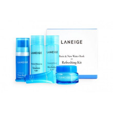 Laneige Basic & New Water Bank Refreshing Kit 5 pcs