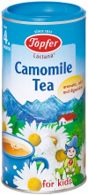 TOPFER Camomile Tea For Kids 200 gr