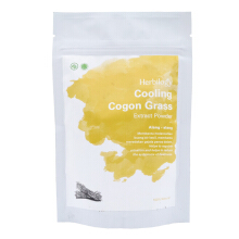 Herbilogy Refreshing Cogon Green Extract Powder - 100g