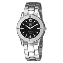 TISSOT T-Touch Silen-T Quartz Black Dial Men Watch T40.1.486.51 [T40.1.486.51]