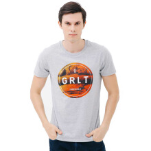 GREENLIGHT Men Tshirt 3401 G34011812 - Grey