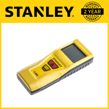 Stanley 20m TLM 65 Laser Dist. Measurement STHT1-77032 Yellow
