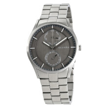 Skagen Holst Gray Dial Stainless Steel Bracelet Watch [SKW6266] Silver