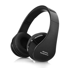 T-max Big Stereo Large Headphone Casque Audio Bluetooth Headset Big Earphone Cordless Wireless Headphone for phone/PC