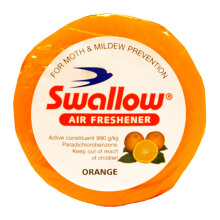 SWALLOW Kamper Air Freshener Orange 100gr