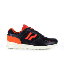 PIERO JOGGER PREMIUM RED ALLERT - BLACK/RED/ORANGE