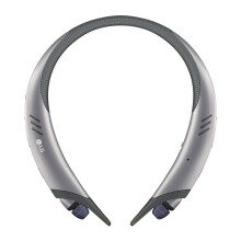 LG HBS-A100 Tone Active+ Stereo Bluetooth Headset - Silver