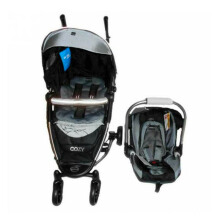 BABYELLE Travel System Cozy Single S602+CS1200