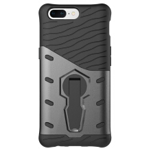 Smatton Case hp One Plus 5 Case Armor Shockproof Hybrid Hard Soft Silicone 360 Degree Rotation Phone Cover shell