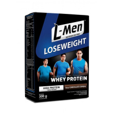 L-MEN Lose Weight Chocolate Cereal 12Sx25g