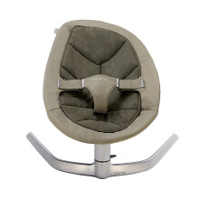 Nuna Baby Bouncer Leaf Almond - Green Army