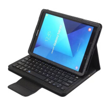 Samsung Galaxy Tab S3 9.7 inch T820 T825 Bluetooth Keyboard Optical Ultra Thin Leather Case