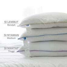 PILLOW PEOPLE Paket 3 Bantal 3in1