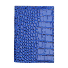 BESSKY Passport Holder Protector Wallet Business Card Soft Passport Cover Leather_