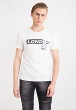 One Hours London T-Shirt Pria - White