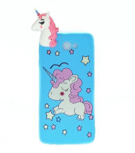 Softcase Unicorn On Top Samsung J7 Prime