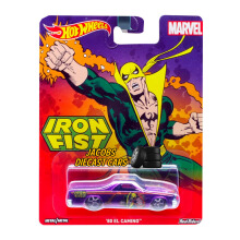 HOTWHEELS Pop Culture Marvel Iron First 80 El Camino DLB45