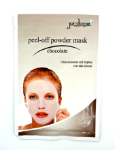 Jordanie Peel Off Powder Mask Chocolate