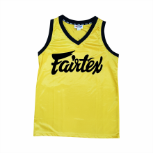 FAIRTEX Basketball Jersey JS4 - Gold JS4 L