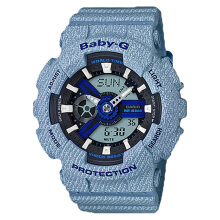 Casio Baby-G BA-110DE-2A2DR Special Color Models Resin Band [BA-110DE-2A2DR]