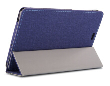 Alldocube X1 8.4 inch tablet pc Pu leather case  Cover Blue