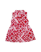 HEY! BABY May's Cheongsam Dress - Batik