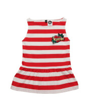 HEY! BABY Loving Mom Dress - Red