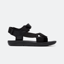 CAMPER LAB x Dust Magazine Black Sandals