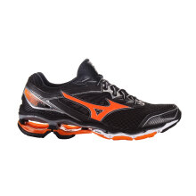 MIZUNO WAVE CREATION 18 - BLACK / CLOWNFISH / SILVER