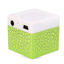 BESSKY Portable Mini Stereo Bass TF Card Mini MP3 Music Player Wireless Speaker_